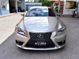 Photo Lexus IS 2016, Automatic