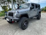 Photo Jeep Wrangler Unlimited Sport Auto