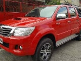 Photo 2014 Toyota Hilux G