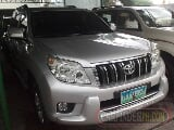 Photo 2012 toyota prado for sale