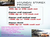 Photo Hyundai Starex 2016