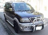 Photo MItsubishi Adventure 2002 series 2003