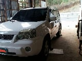 Photo Nissan xtrail 2004 model