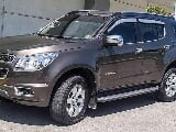 Photo Chevrolete trailblazer ltz 4x4 seven seaters