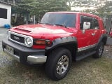 Photo Toyota FJ Cruiser 2015 Automatic