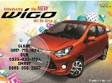 Photo Toyota Wigo E MT Brand New Manual 2017