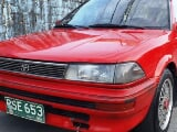 Photo 1990 Toyota Corolla for sale