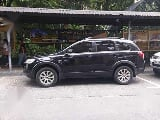 Photo Chevrolet Captiva 2009 AT VCDi 4x2 Black For Sale