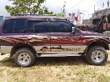 Photo For sale Mitsubishi Pajero fieldmaster 1995...