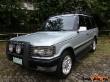 Photo Rover Range Rover 1997