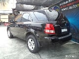 Photo 2005 Kia Sorento Auto Black SUV