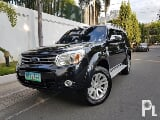 Photo 2013 Ford Everest 4x2