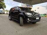 Photo Black Toyota Fortuner 2014 G A/T for sale in...