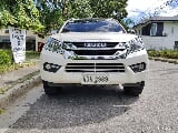 Photo Isuzu Mu-X 2015