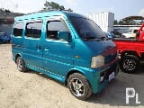 Photo Multicab Suzuki Everyvan