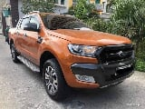 Photo 2016 Ford Ranger Wildtrak 3. 2L 4x4 Automatic