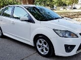Photo Ford Focus 1.6 TiVCT 4dr Titanium Auto