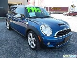 Photo Mini Cooper S Clubman S Automatic 2008