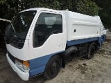 Photo 1995 Isuzu Elf Garbage Compactor 2 tons 4x2