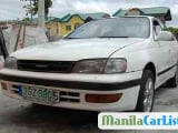 Photo Toyota Corona Manual 1995