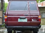 Photo Toyota Tamaraw FX 2C Diesel 1995