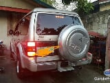 Photo Mitsubishi Pajero Manual 2002