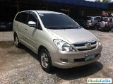 Photo Toyota Innova Automatic 2007