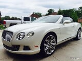 Photo 2014 Bentley Continental GT Speed Base