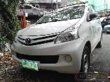 Photo TAXI Toyota Avanza 1.3 j mt