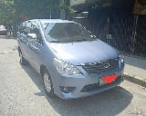 Photo 2014 aquired Toyota innova e diesel manual