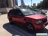 Photo Land Rover Range Rover Sport Automatic 2006