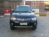 Photo Mitsubishi Strada Manual 2011