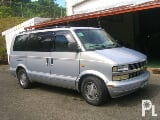 Photo Chevrolet Astro Van