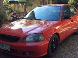 Photo Fresh Honda Civic SiR body VTEc Vti 1998 For Sale