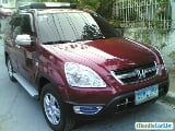 Photo Honda CR-V Automatic 1998