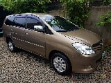 Photo 2011 Model Toyota Innova G Diesel