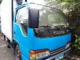 Photo Isuzu Elf Aluminum Van 4jg2 2009