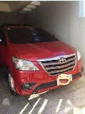 Photo Like New 2014 Toyota Innova E DSL MT For Sale