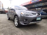 Photo 2008 Mitsubishi Outlander Auto Gray SUV