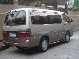 Photo Toyota Hiace 2002