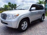 Photo Toyota land cruiser 2013