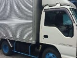 Photo Isuzu ELF NKR GIGA Aluminum Van 2006