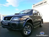 Photo Mitsubishi Pajero Manual 2003