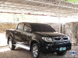 Photo Toyota Hilux Manual