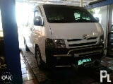 Photo 2007 toyota hiace commuter