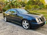 Photo Mercedes Benz CLK 55 AMG