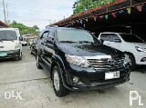 Photo 2012 Toyota Fortuner G 4X2 MT