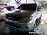 Photo Toyota Fortuner Automatic