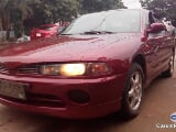 Photo Mitsubishi Galant Automatic 1995