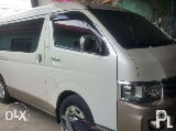Photo Toyota hiace super grandia